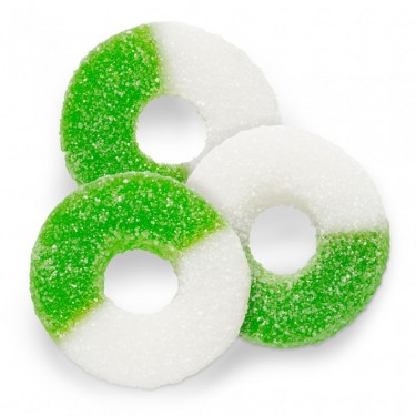 Apple Rings – 400 MG CBD Gummies